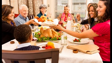5 tips for a healthier Thanksgiving