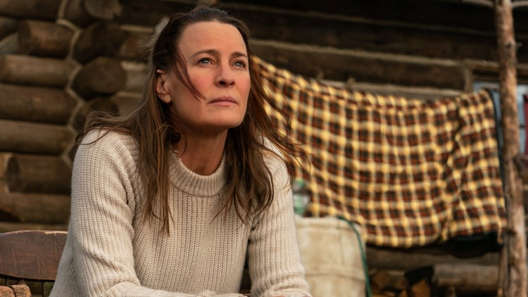 Robin Wright reveals the most famous movie she's never watched