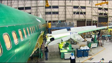 Australian airline rejects calls to ground Boeing 737s on crack reports