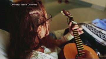 Lynden teen sings through brain surgery to preserve voice