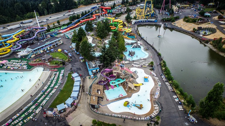 Wild Waves Theme & Water Park reopens for summer fun - What's Up This Week