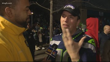 Fans react to disappointing Seahawks loss to the 49ers Sunday night