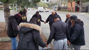 Ex-gang member works to reduce Kent gang violence