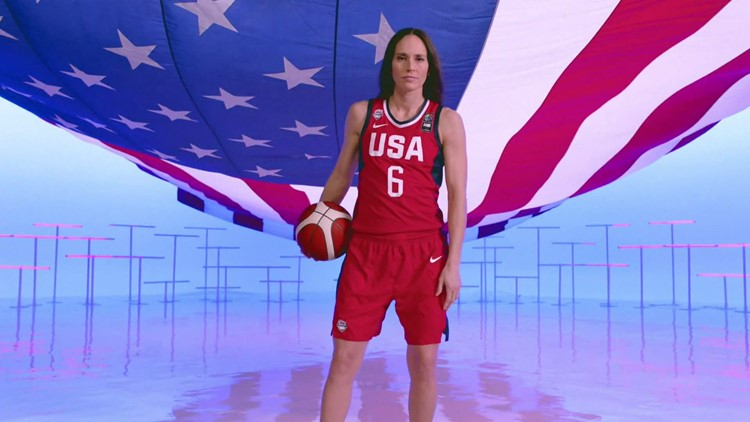 Seattle Storm's Sue Bird looks forward to final trip to the Olympics