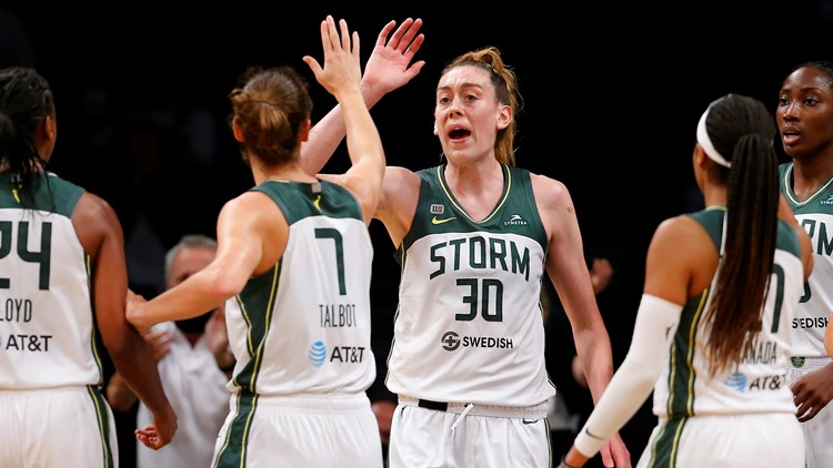 Stewart out for playoff game against Mercury