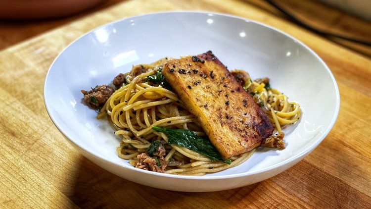 Don't feel like cooking? These lazy noodles are just the trick - Makini's Kitchen
