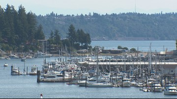 Insta-Northwest: Gig Harbor viewpoint is picture-perfect