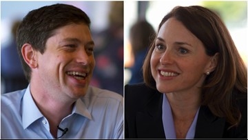 Drinks with Daniels: Seattle City Council District 6 candidates Dan Strauss and Heidi Wills