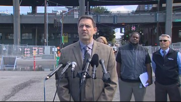 FULL VIDEO: Officials announce planned opening of SR 99 tunnel under Seattle