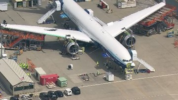 First flight for Boeing 777X on hold until engine issues resolved