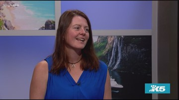 Bellingham woman hiked America's 3 longest trails in a single year