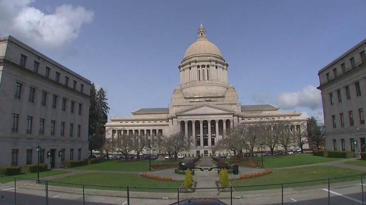 2001 earthquake lifted, rotated Washington Capitol building's dome