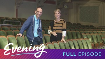 Fri 11/15, Pantages Theater in Tacoma, Full Episode, KING 5 Evening