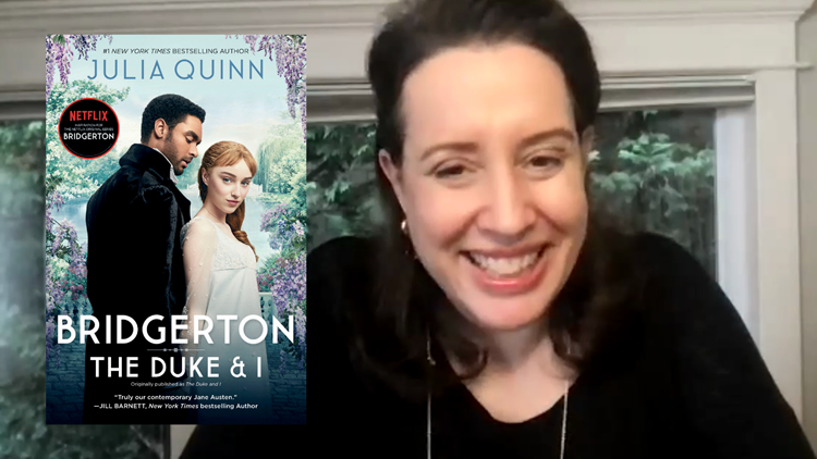 Julia Quinn is the Seattle woman behind Netflix's most-watched show, 'Bridgerton'