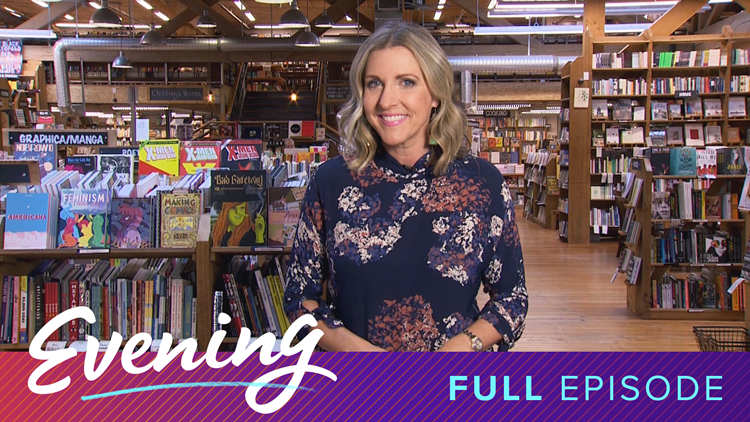 Tue 11/19, Elliot Bay Book Company - Full Episode, KING 5 Evening