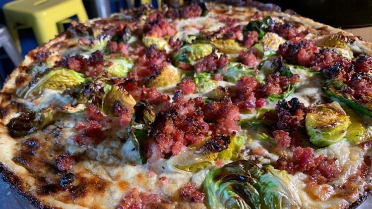 Deep Dish Pizza 2