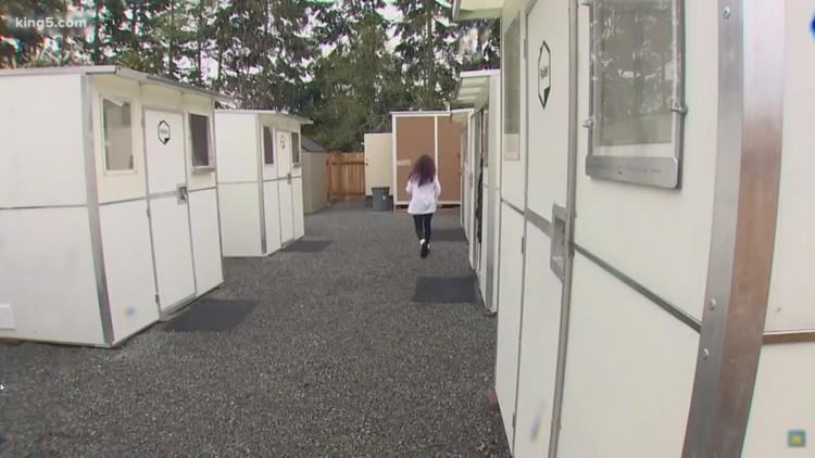 Everett weighs pilot homeless shelter program amid crime concerns