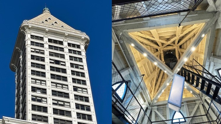 Live inside history atop Seattle's Smith Tower - Unreal Estate