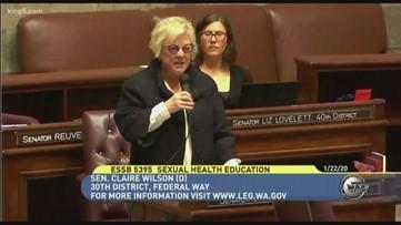 Universal sex education bill passes WA state senate