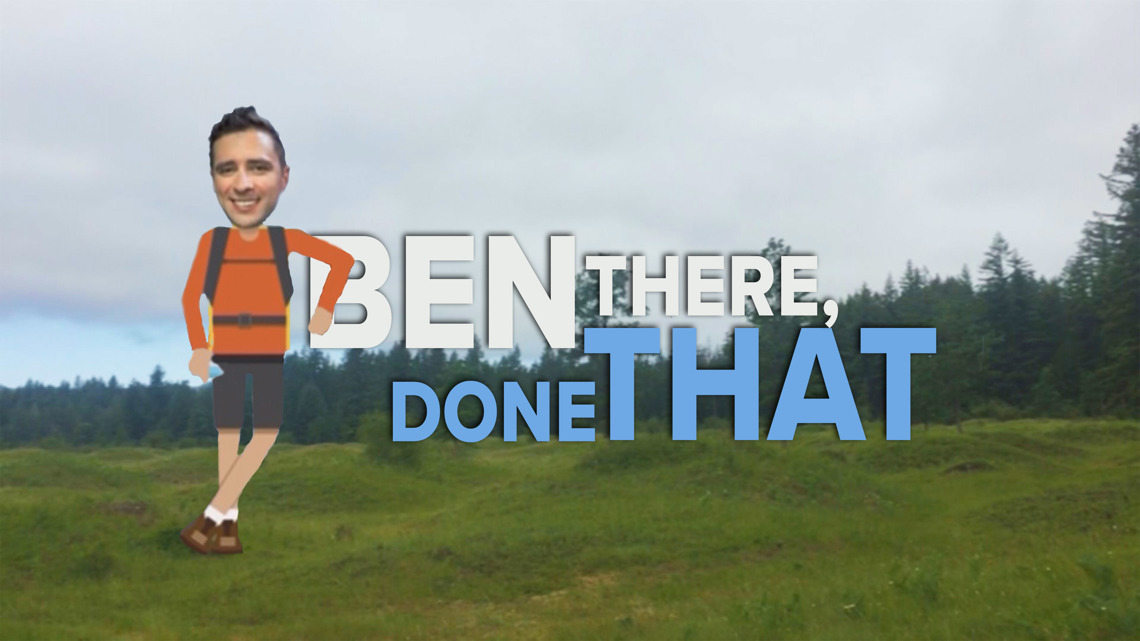 Ben There, Done That: Mima Mounds
