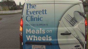 Federal budget cuts could chop Meals on Wheels in Snohomish County