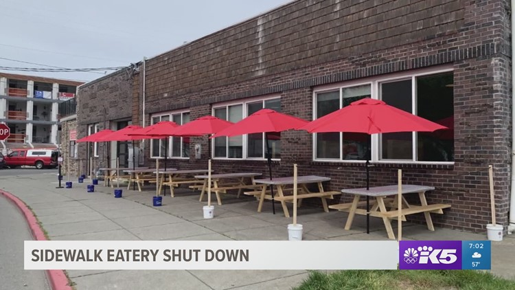State forces Mukilteo brewpub to shut down outdoor dining over land use issues
