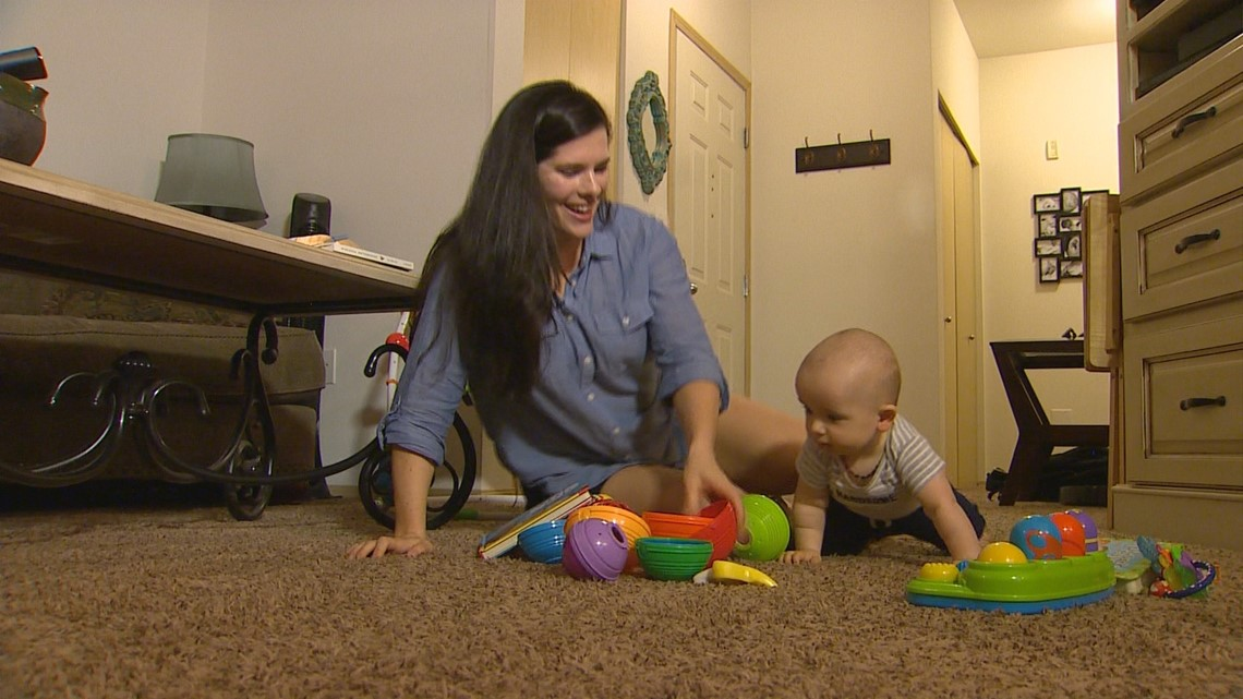 Olympia mom is worried about travel with baby amid measles outbreak