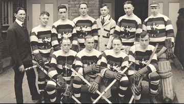 Author's new book revives the tale of Seattle's forgotten hockey champions