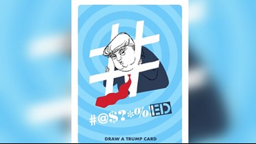 'Civics in Chaos' card game wants to make America smart again