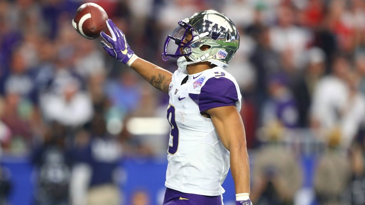When he touched down at Sea-Tac airport on Dec. 31 following the Washington's Fiesta Bowl loss to Penn State, Myles Gaskin decided it was time for a change.