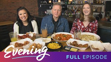 Thurs 11/7, Stars in the Sky in Edmonds, Full Episode, KING 5 Evening