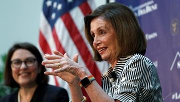 Pelosi pushes for lowered prescription drug costs during Seattle visit