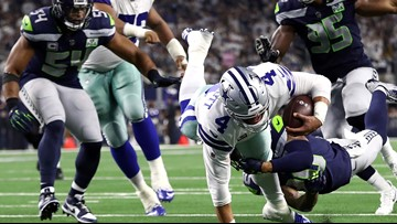 Seahawks end playoff run with loss to Cowboys