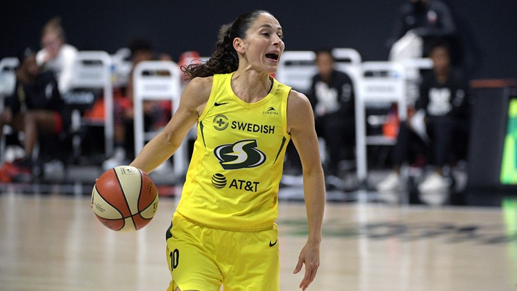 Ageless Sue Bird leads Seattle Storm to 4th WNBA Championship