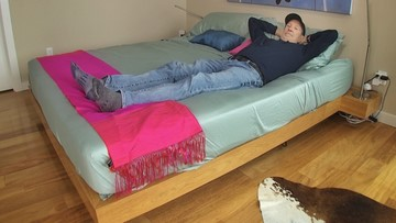 Meet the Bainbridge Island man who invented the Waterbed