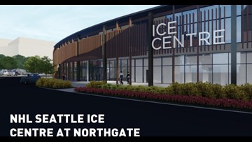 NHL Seattle training facility at Northgate Mall to break ground in January