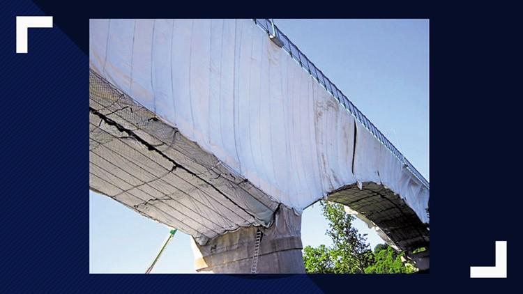 Aurora bridge containment system