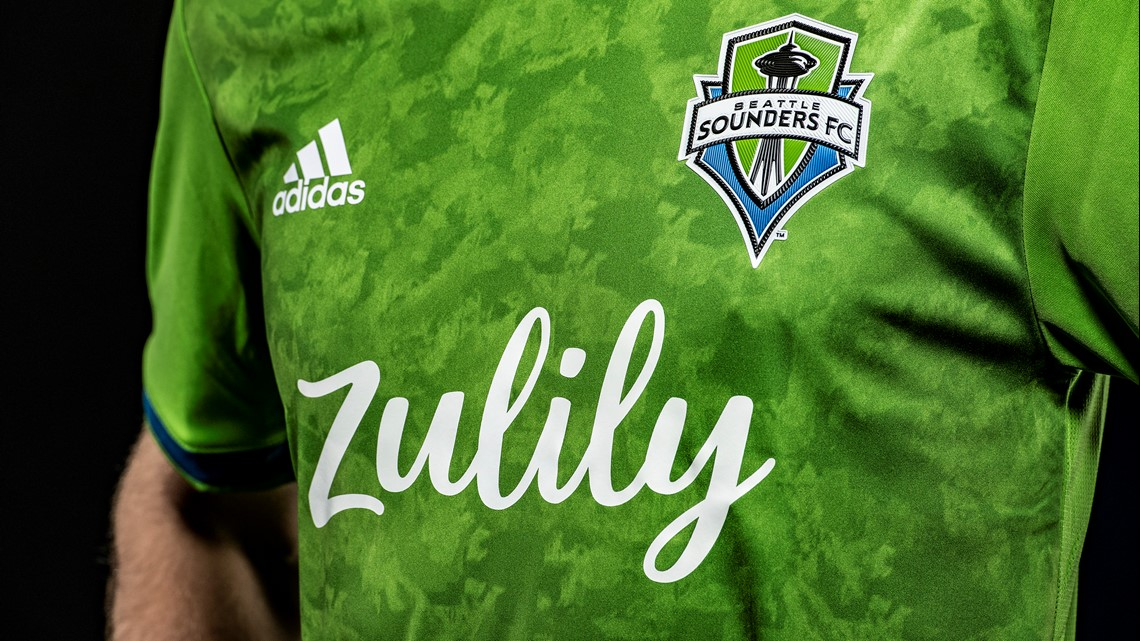 af6da342a Seattle online retailer Zulily is new Sounders jersey sponsor ...