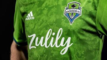 Seattle online retailer Zulily is new Sounders jersey sponsor