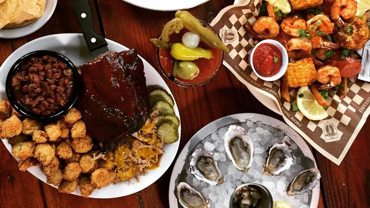 Southern BBQ meets Shelton, Washington at Smoking Mo's