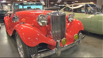 You can live the dream of driving a classic car thanks to a Seattle rental company