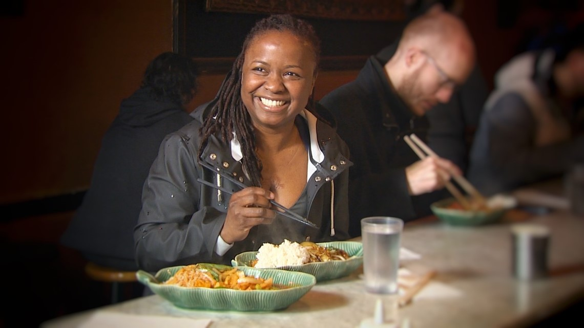 Chef Makini Howell shows us her favorite plant-based dished around town - Where the Chefs Eat