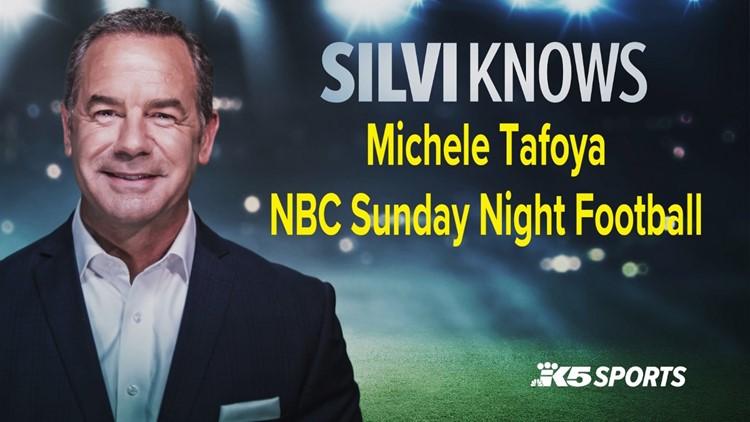 PODCAST | Silvi Knows NBC Sunday Night Football's Michele Tafoya