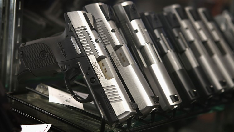 669 prohibited Washington gun buyers attempted purchases, report finds