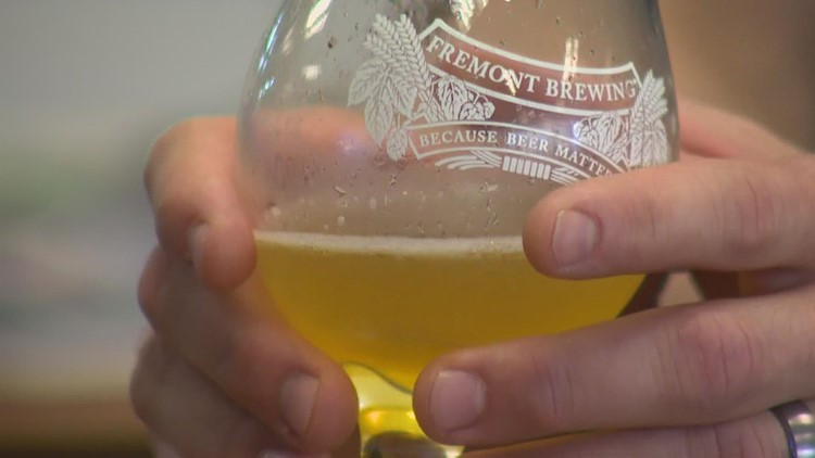 Seattle breweries brace for hazy future as wildfires impact hops harvest