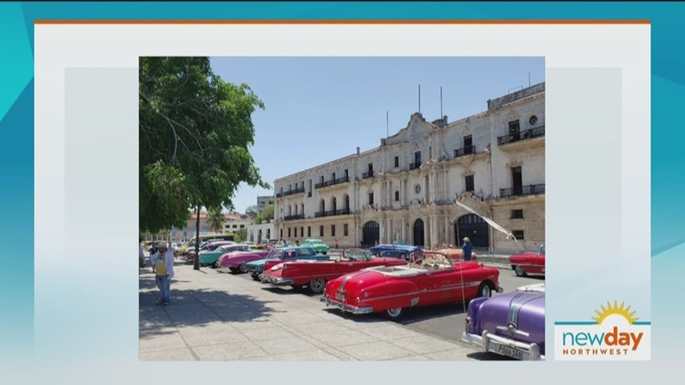 Cruise back in time with a visit to Cuba - New Day Northwest