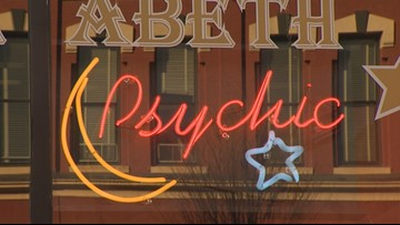 Tacoma psychic foretells the future for Team Evening - Field Trip Friday