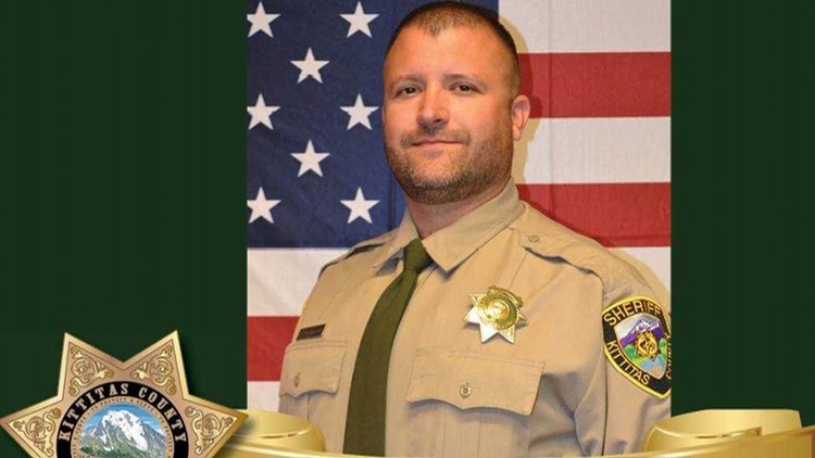 Kittitas Deputy Ryan Thompson