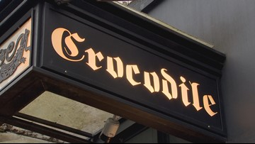 The Crocodile, one of Belltown's best music venues, is home to The Back Bar