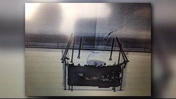Makeshift grenades, explosive device discovered at Bellingham home